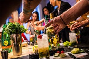 Atelier cocktail à domicile
