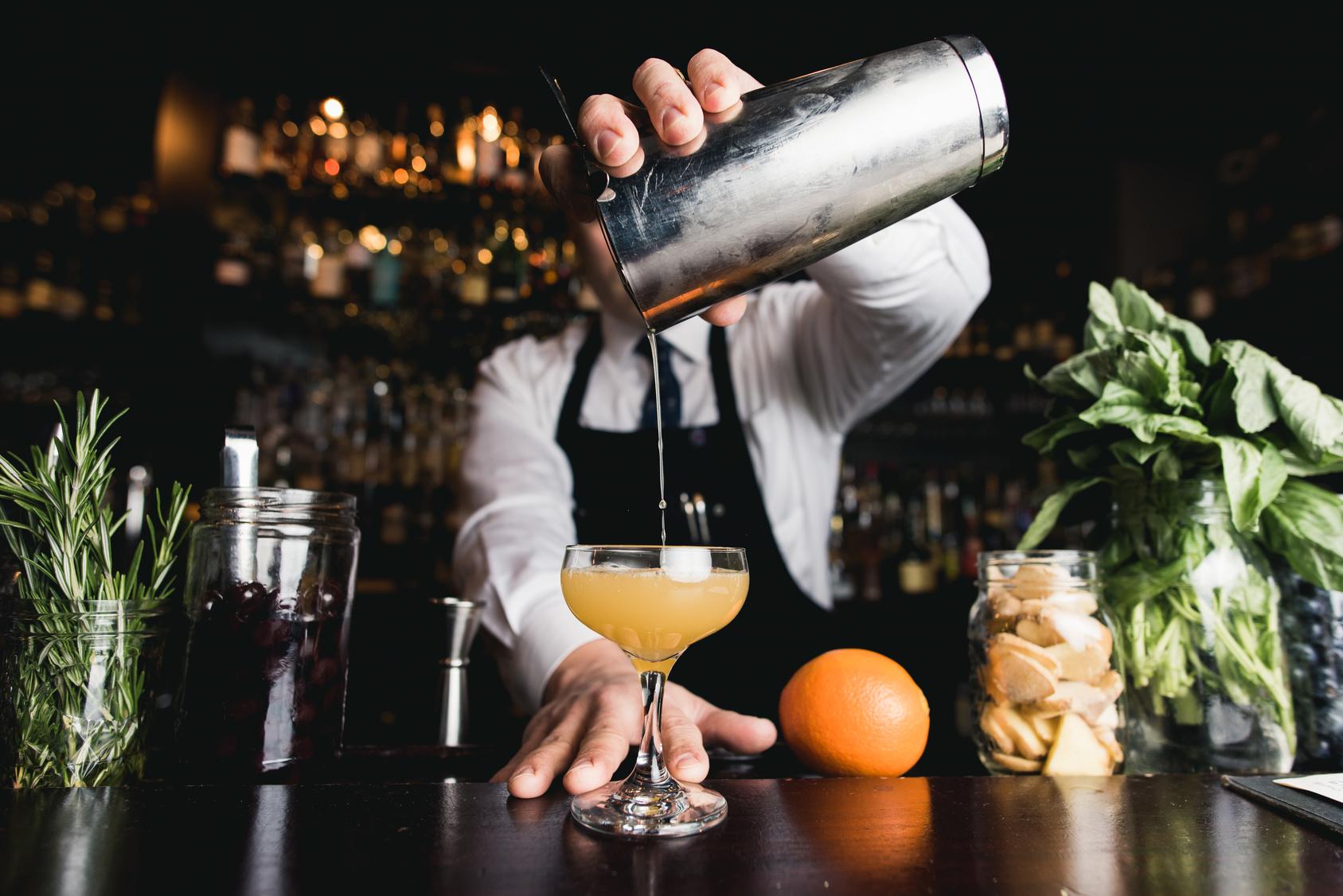 barman à domicile