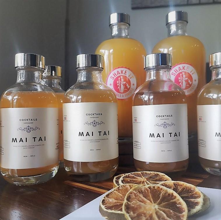 cocktail prêt à boire